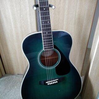 YAMAHAギター FS423S TMB(グリーン)中古 ソフト...