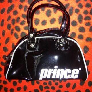 Prince ミニボストン型バッグ