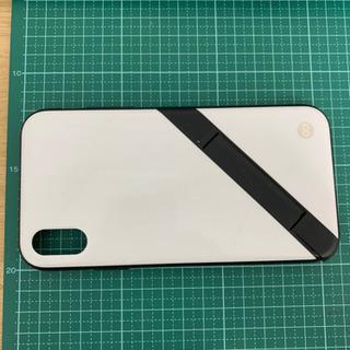 iPhone XR用ケース【白】