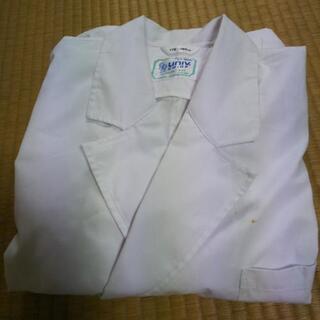 (中古)学生用 白衣 サイズ175~183