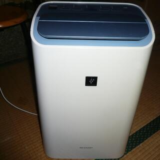 シャープ プラズマクラスター7000 除湿衣類乾燥空気清浄機 15年