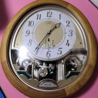 【更に値下げ】CITIZEN 壁掛け時計【美品】の画像