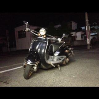 ジョーカー50cc 不動車?