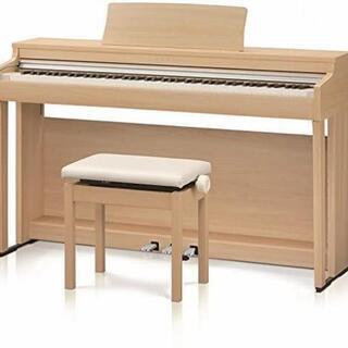 電子ピアノ 明るい色の画像