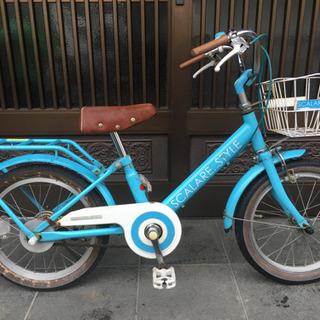 幼児自転車16インチ