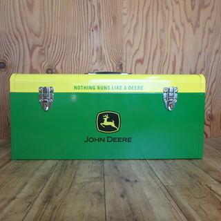 ジョンディア JOHNDEERE ツールボックス 新品 未使用 ...
