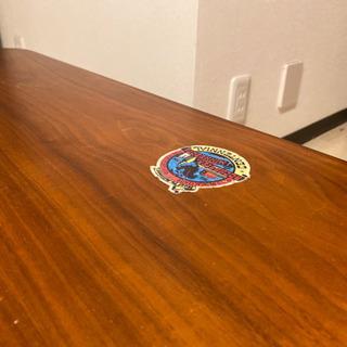 無料!カフェテーブル - 家具