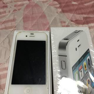昔のiPhoneです。3GS    4S