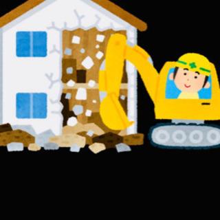 店舗内装解体、原状回復、スケルトン工事、内装解体、家屋解体…