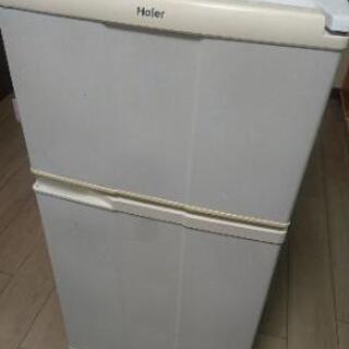 冷蔵庫  少し難アリ、無償で譲ります。
