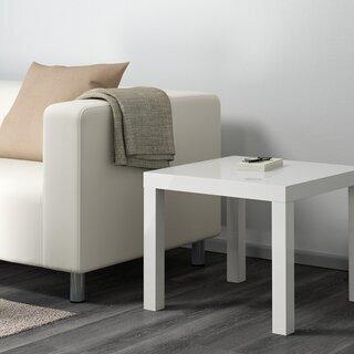 IKEA イケア ローテーブル LACK ホワイト 白