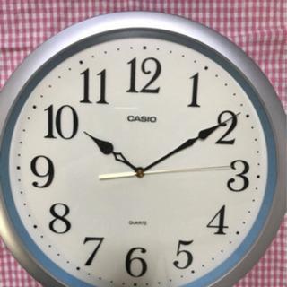 ジャンク CASIO掛時計