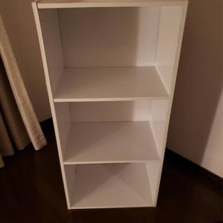無料★すぐの引取りOKな方★カラーBOX★ - 家具