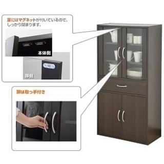 【使用期間1年半】国内メーカー食器棚 - 福岡市