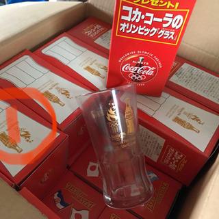 昭和レトロコカコーラグラス