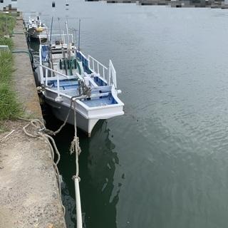 茨城 格安和船、係留費用はかかりません、