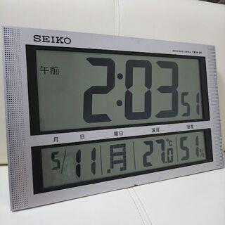 【激安/大型】26,250円→5,000円 セイコー 時計 (N...