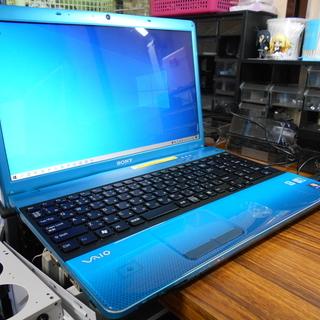 ノートパソコン SONY VAIO Windows10 64Bi...