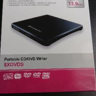 【美品】Transcend Portable CD/DVD Wr...