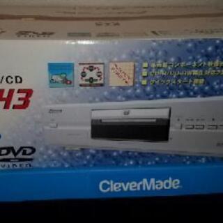 DVD,CDプレイヤー  新品