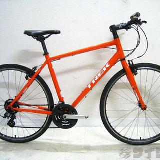 クロスバイク trek fx1 オレンジ