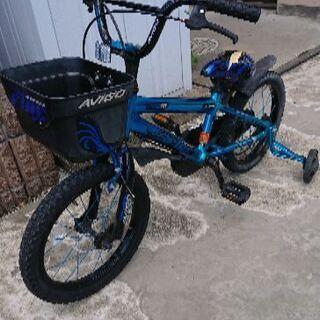 [お話中]最終値下げです‼️16inch子供用自転車