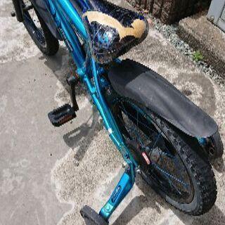 [お話中]最終値下げです‼️16inch子供用自転車 - 仙台市
