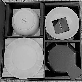 新品 コムサデモード シチューボール スープ 皿 サラダ 皿