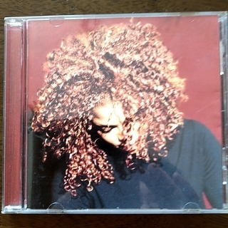 CD ジャネット・ジャクソン『ザ・ヴェルヴェット・ローブ』
