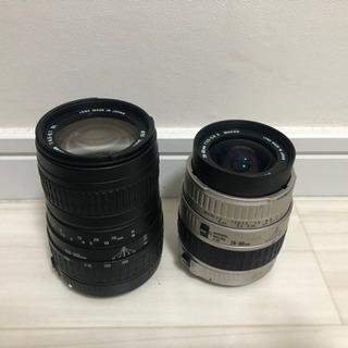 一眼レフ カメラ シグマ Canon EF