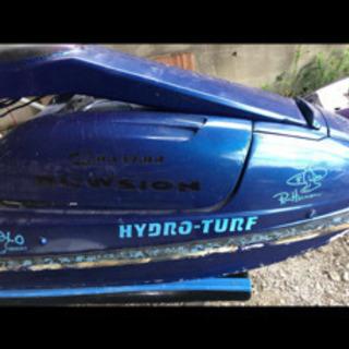水上バイク、ジェットカワサキ 750SX