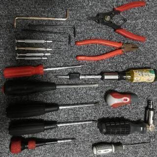 工具色々 工具箱付き