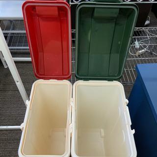 ゴミ箱 2個セット 分別BOX  中古^_^