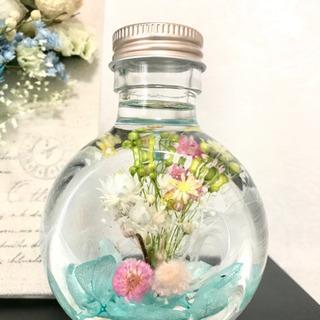 ハーバリウム教室とお花雑貨 アンソレイユ