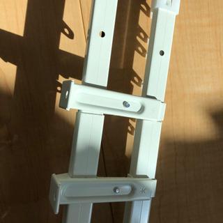 伸縮カーテンレール 65cm〜92cm - 生活雑貨