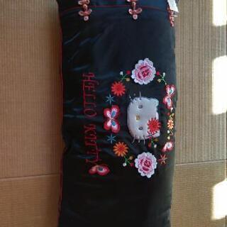 [配送無料][未使用保管品]キティちゃん 抱き枕 クッショ…