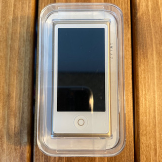 【値下げしました】iPod nano 16GB Gold 第7世...