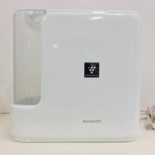 【ウイルス対策に‼️】SHARP 加熱気化式加湿器