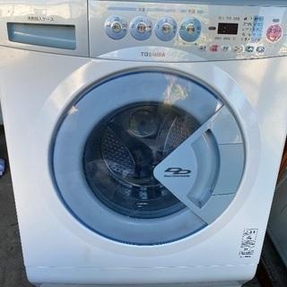 ドラム式洗濯機乾燥機
