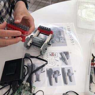 【ロボット・プログラミングを教える学童スタッフ募集!!】