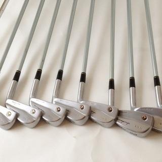 ゴルフクラブ アイアン8本セット