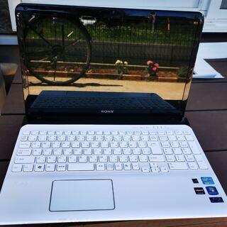 (終了)格安 ノ-トパソコン VAIO SVE151A11N