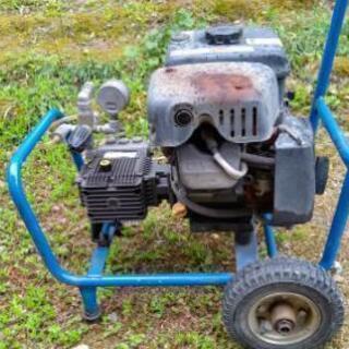 引取り限定 セイワ高圧洗浄機 1513GM ジャンク部品取り用