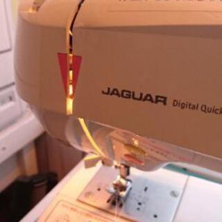 ジャガーミシン JS-680 ジャンク