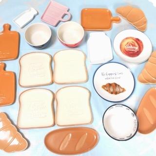 パン 食器 プレート 大量 食パン 100均