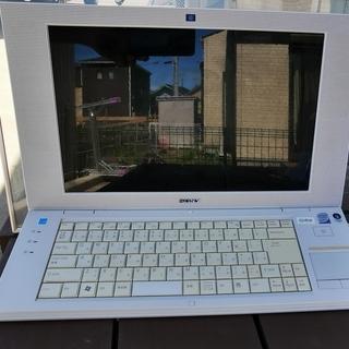 格安 デスクトップパソコン VAIO PCG-2A7N
