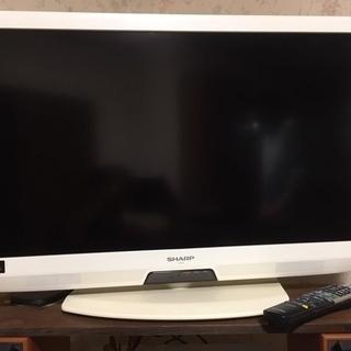シャープ32型液晶テレビ アクオスLC-32V5