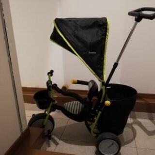アイデスカーゴプラス 三輪車