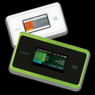 NEC製のWiMAXルーターSpeed Wi-Fi NEX…