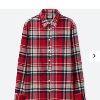 UNIQLO ユニクロ チェックシャツ Sサイズ